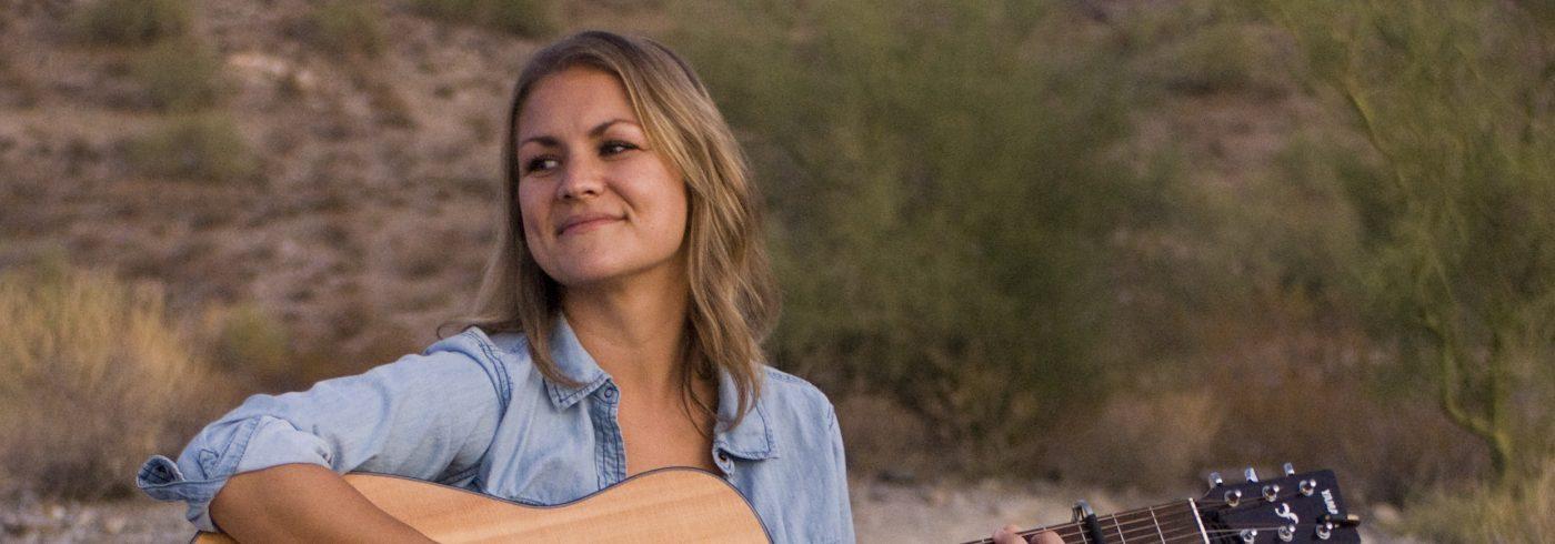 Nikki Shue- Singer/Songwriter/Acoustic Guitar